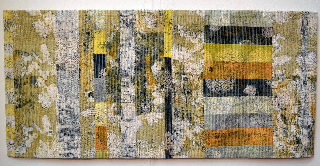 Quilt by Audrey Critchley